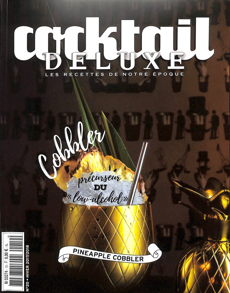 Cocktail Deluxe N° 19 December 2017