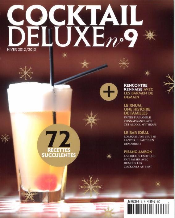 Cocktail Deluxe N° 21 Juin 2018