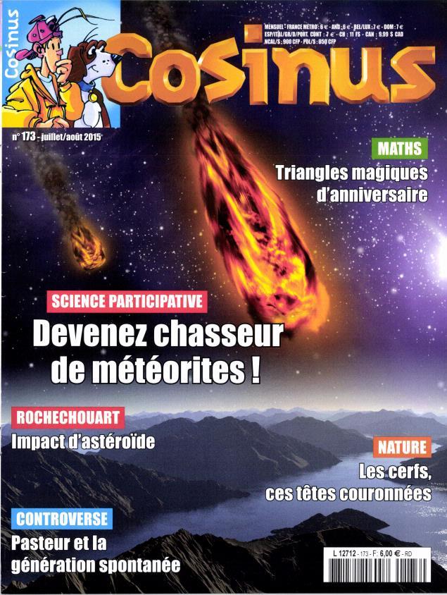 Cosinus N° 213 Mars 2019