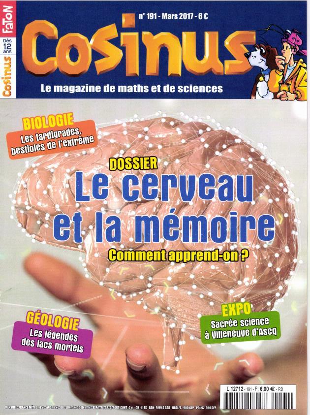 Cosinus N° 191 Mars 2017