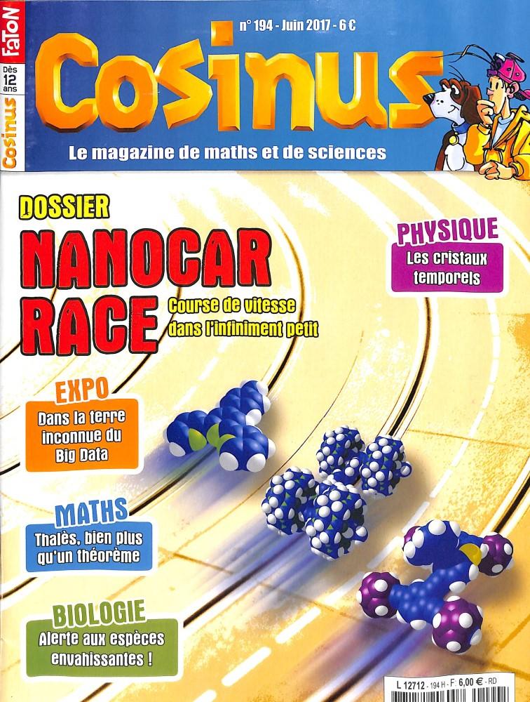 Cosinus N° 209 November 2018