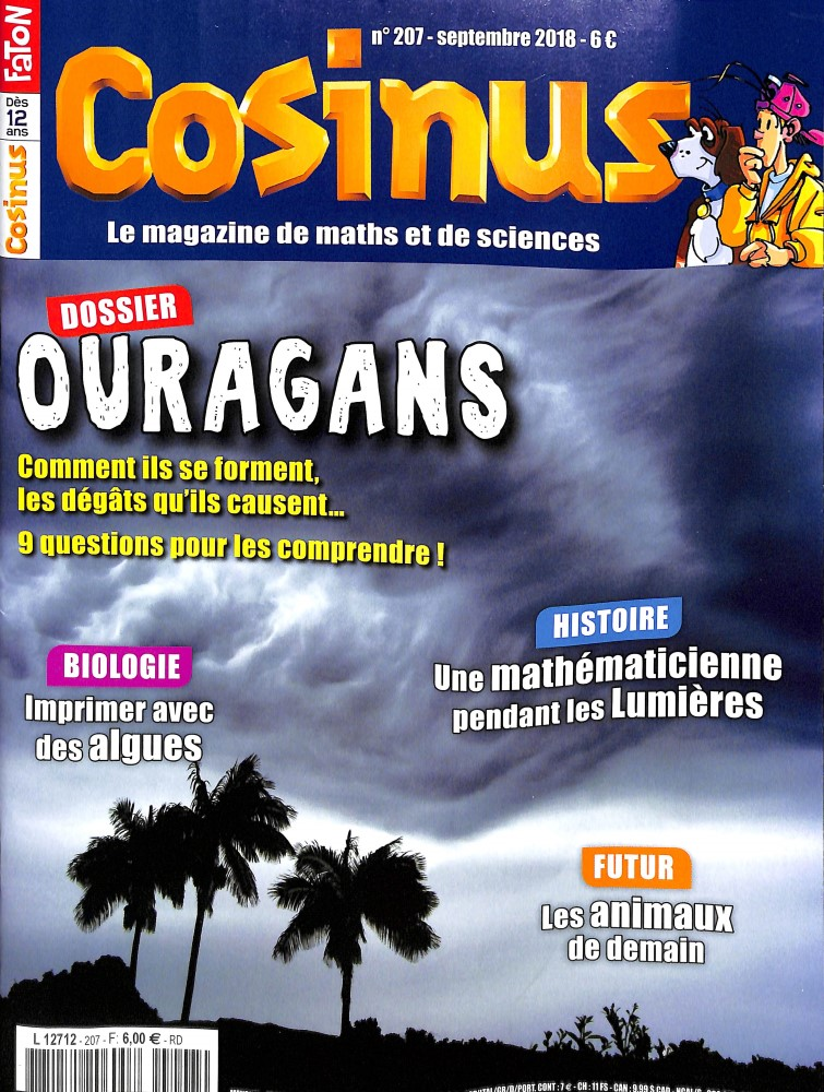 Cosinus N° 208 October 2018