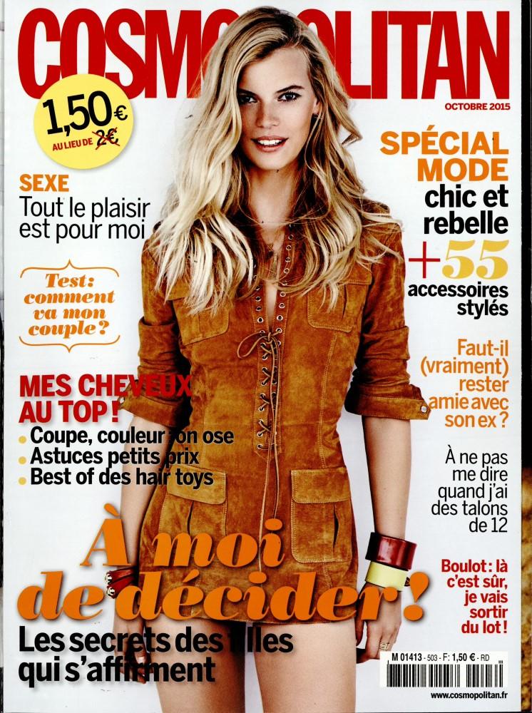 Cosmopolitan N° 548 Juillet 2019