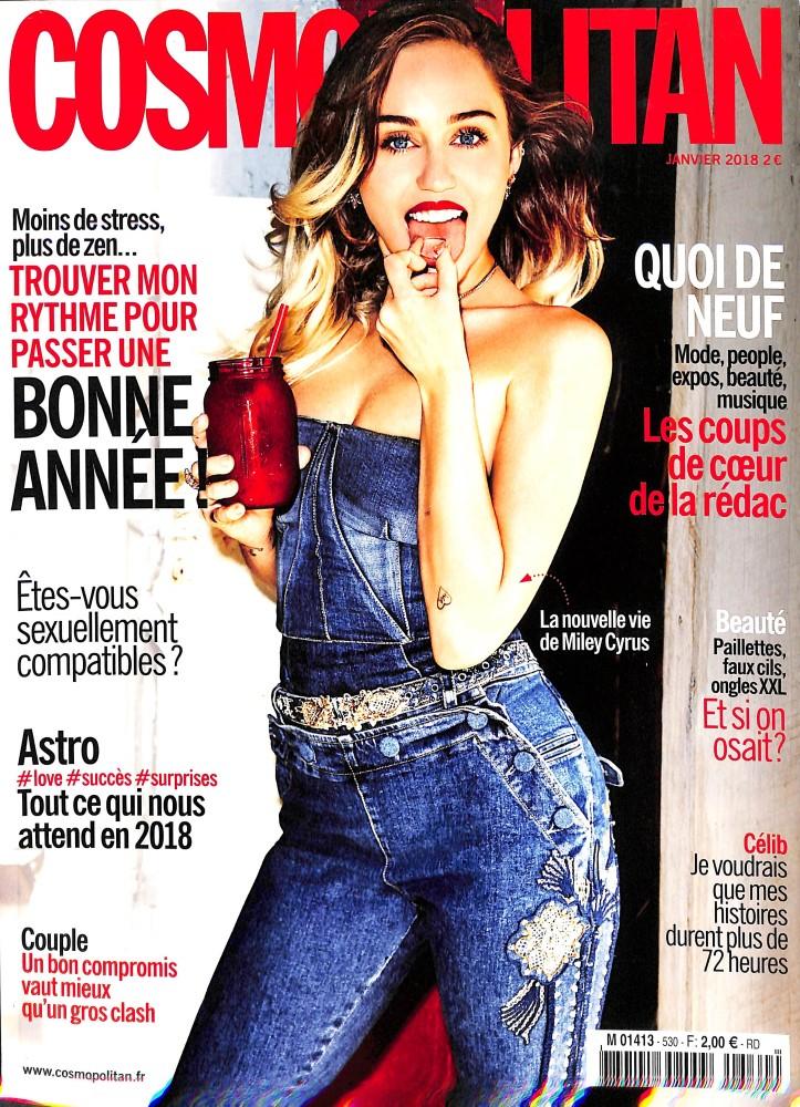 Cosmopolitan N° 552 Octobre 2019