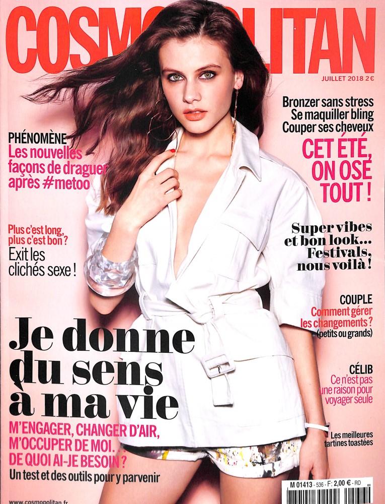 Cosmopolitan N° 536 June 2018