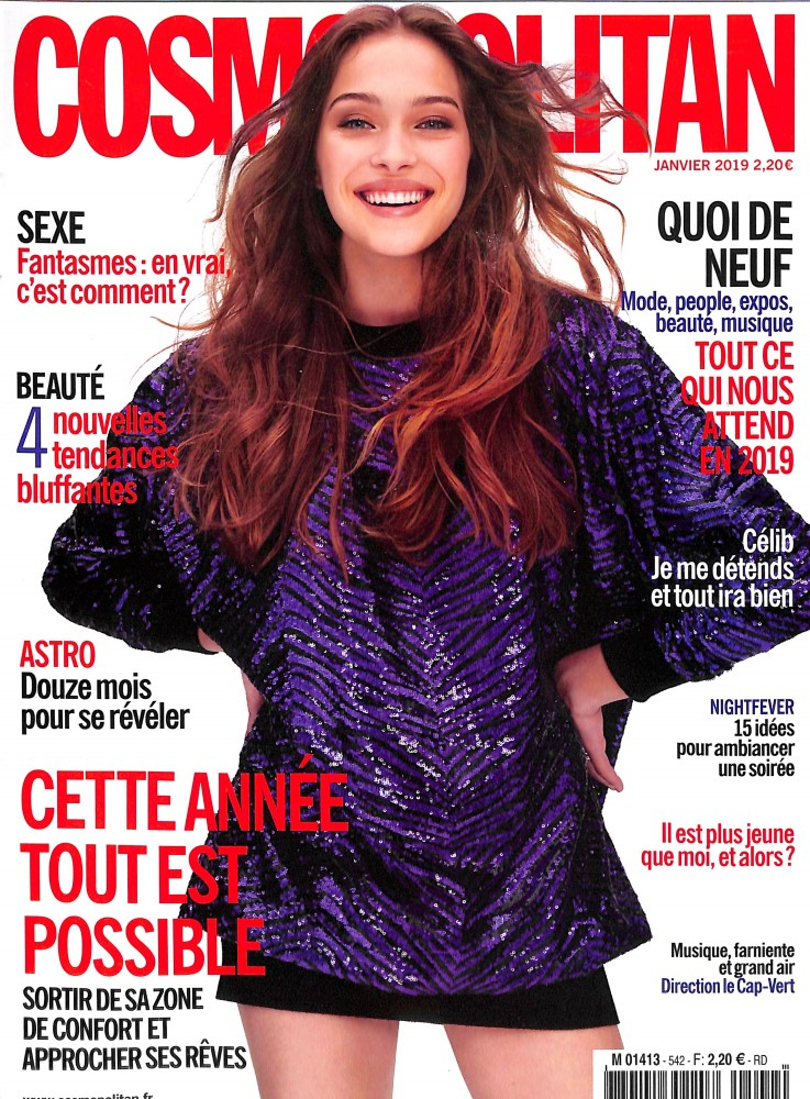 Cosmopolitan N° 542 December 2018
