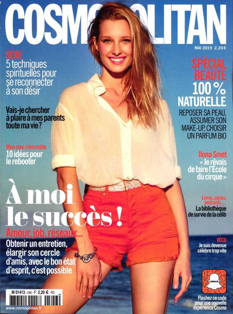 Cosmopolitan N° 546 Mai 2019