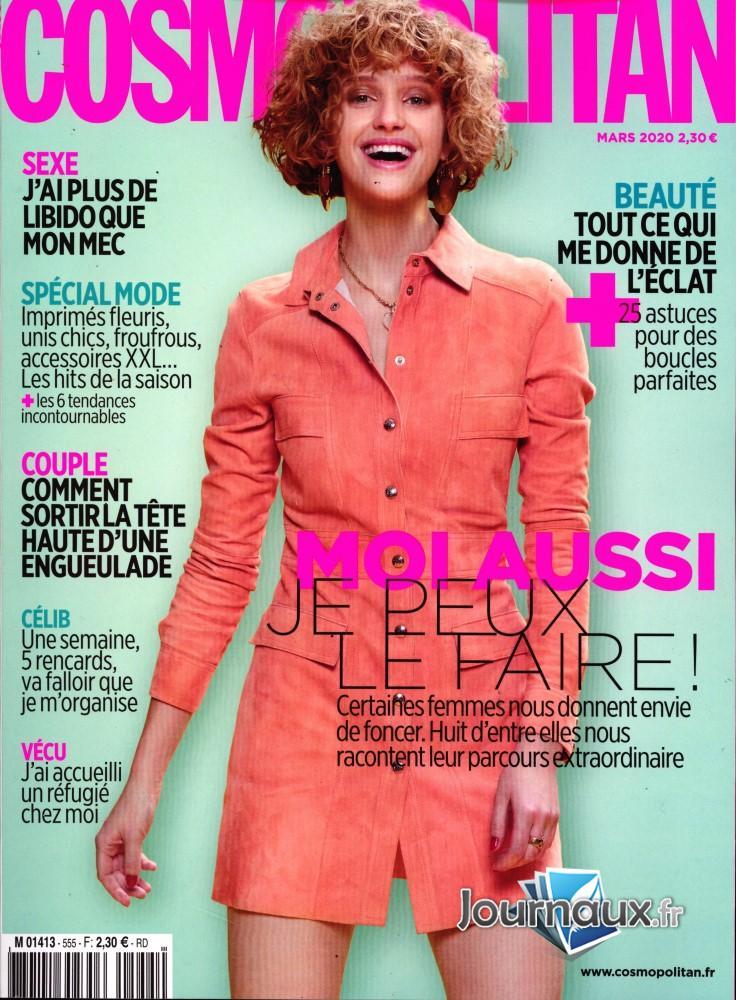 Cosmopolitan N° 555 Février 2020
