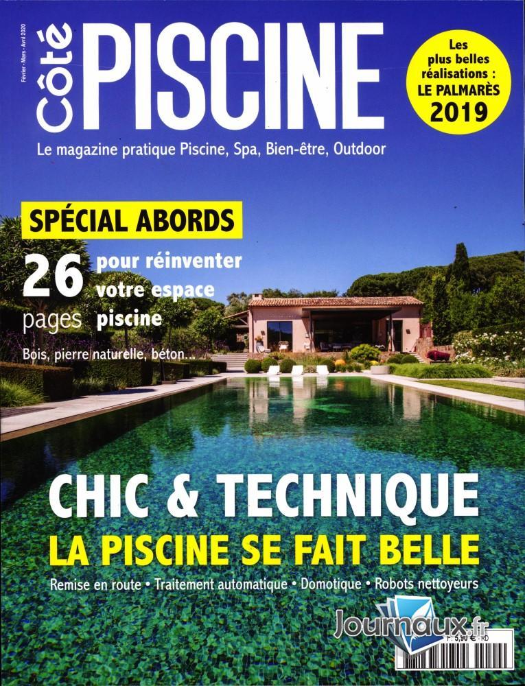 Côté piscine N° 40 Février 2020