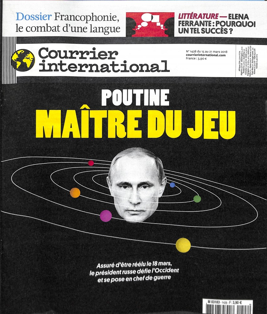 Courrier International N° 1375 March 2017