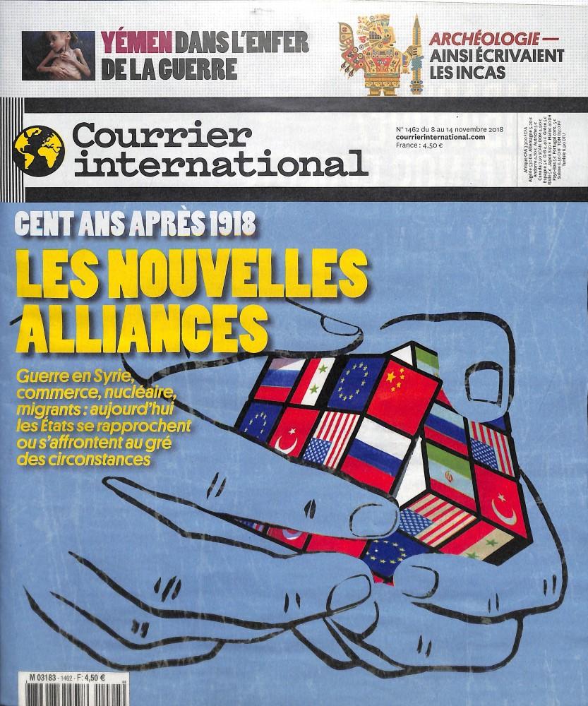 Courrier International N° 1375 March 2017