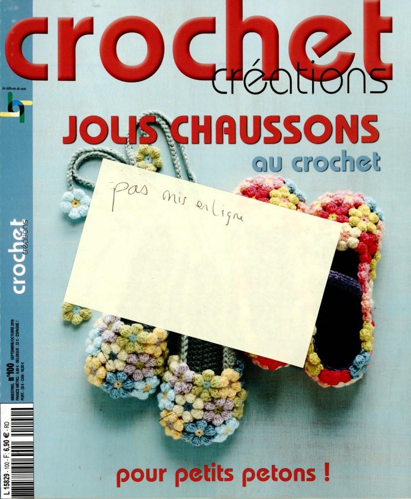 Creative Crochet Magazine : ... > Vie pratique > Travaux daiguilles > Abonnement CrEations ...