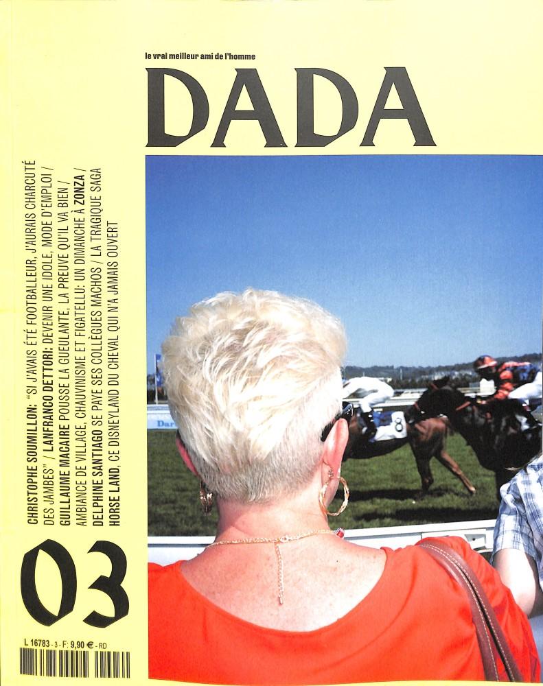 Dada N° 3 October 2018