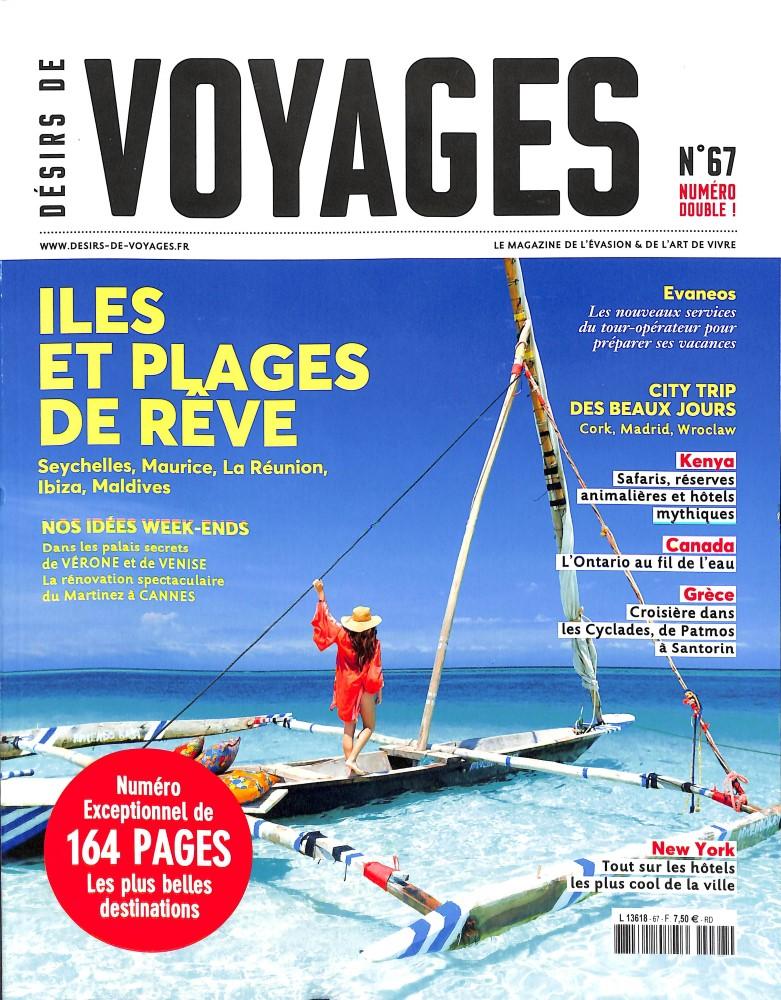 Désirs de Voyages