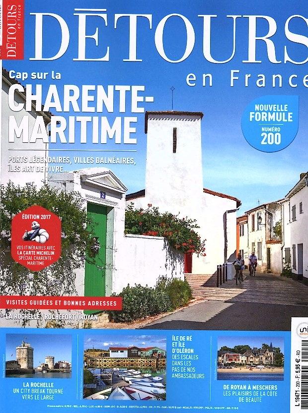 Détours en France N° 211 October 2018