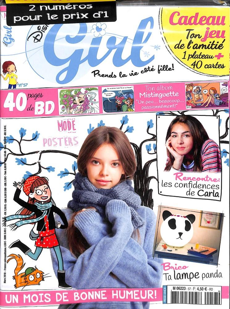 Disney Girl N° 57 February 2018