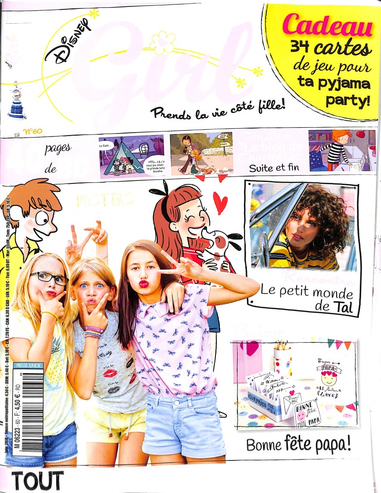 Disney Girl N° 60 May 2018