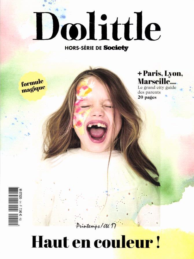 Doolittle N° 1 Février 2017