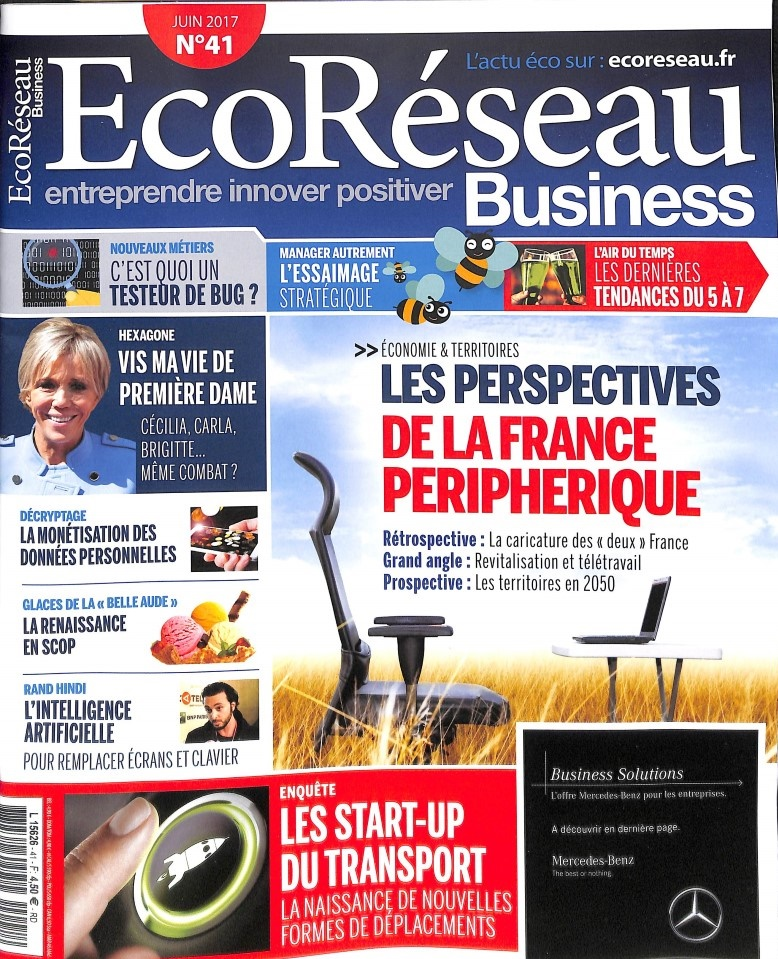EcoRéseau Business N° 35 Novembre 2016