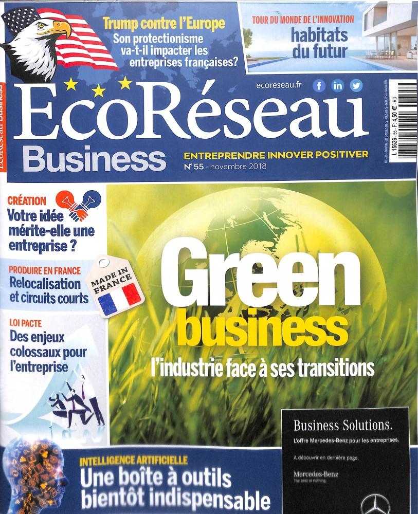 EcoRéseau Business N° 51 June 2018