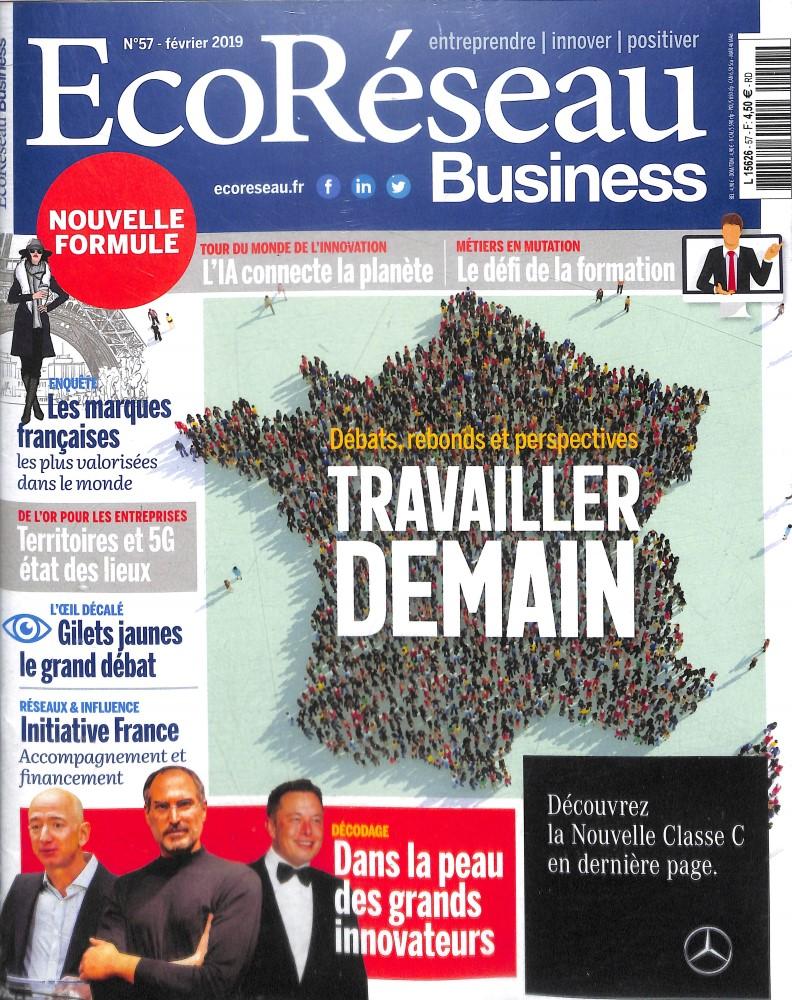 EcoRéseau Business N° 51 Juin 2018