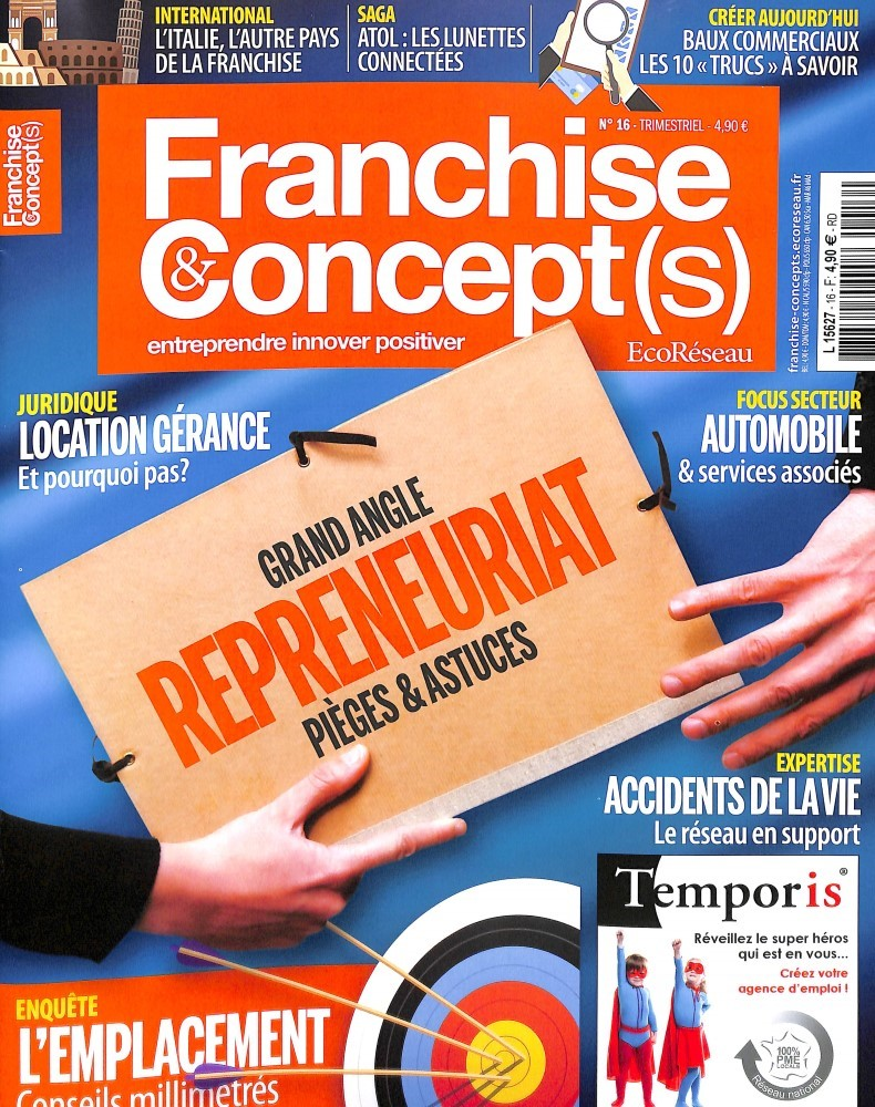 EcoRéseau Franchise et Concept(s)
