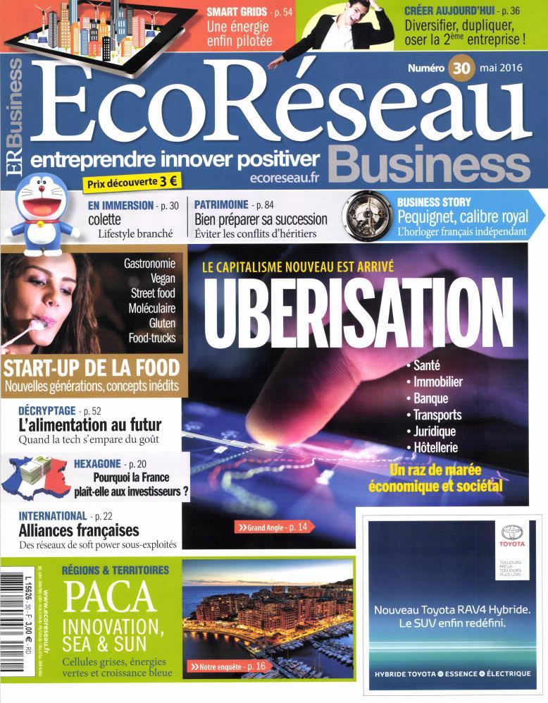 EcoRéseau Business N° 61 Mai 2019