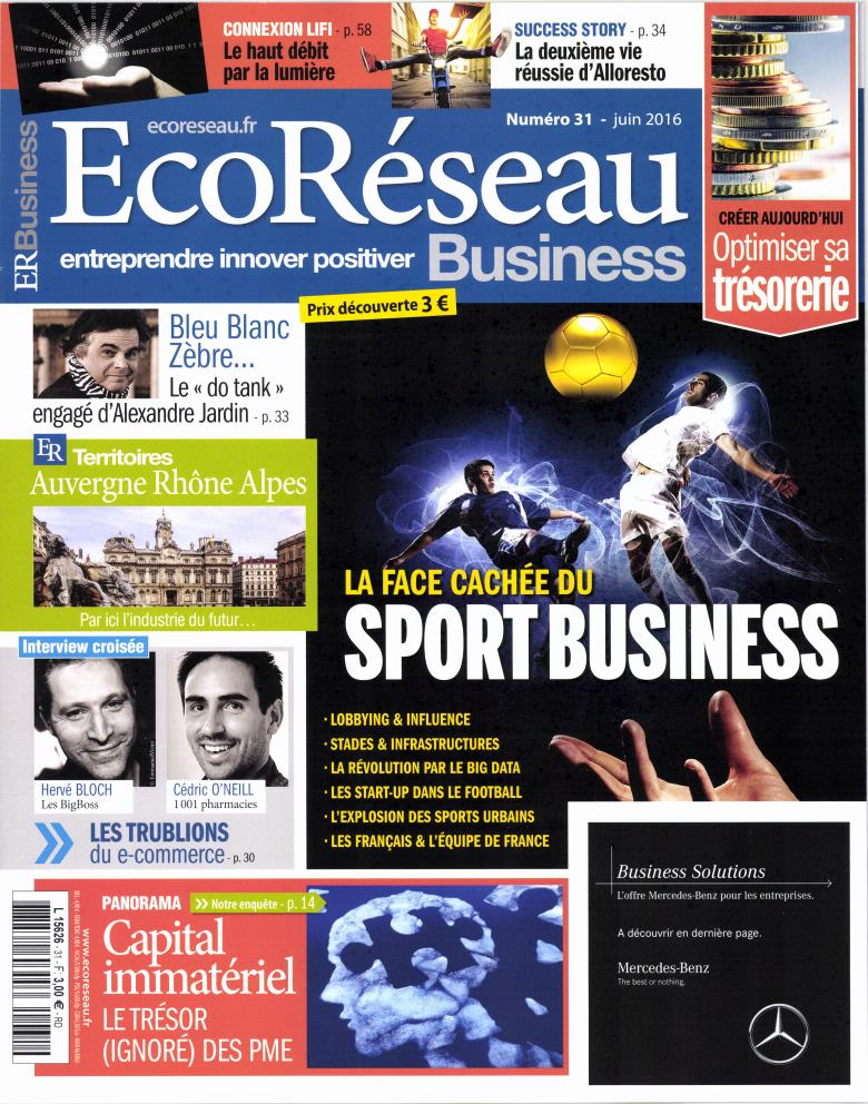 EcoRéseau Business N° 61 Mai 2019