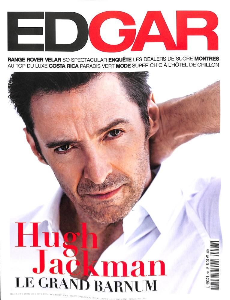 Edgar N° 91 Décembre 2017