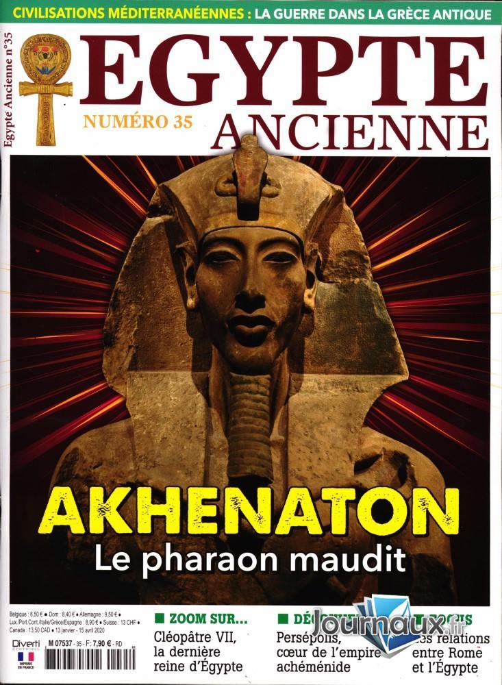 Egypte ancienne N° 35 Janvier 2020