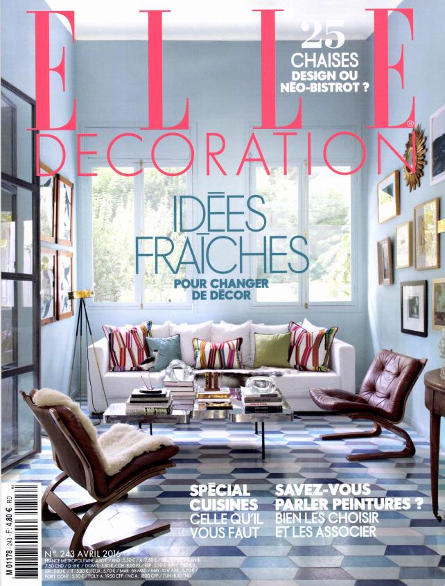 Abonnement elle d coration intermagazines for Elle decoration abonnement