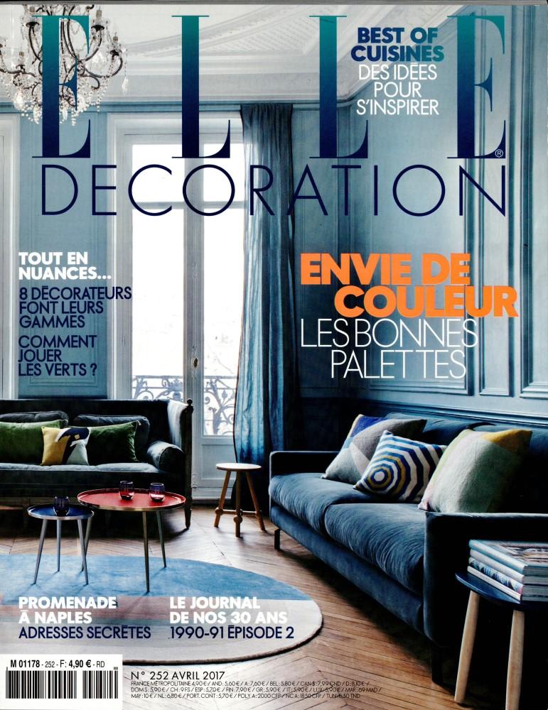 Abonnement elle d coration abonnement magazine par for Abonnement elle decoration