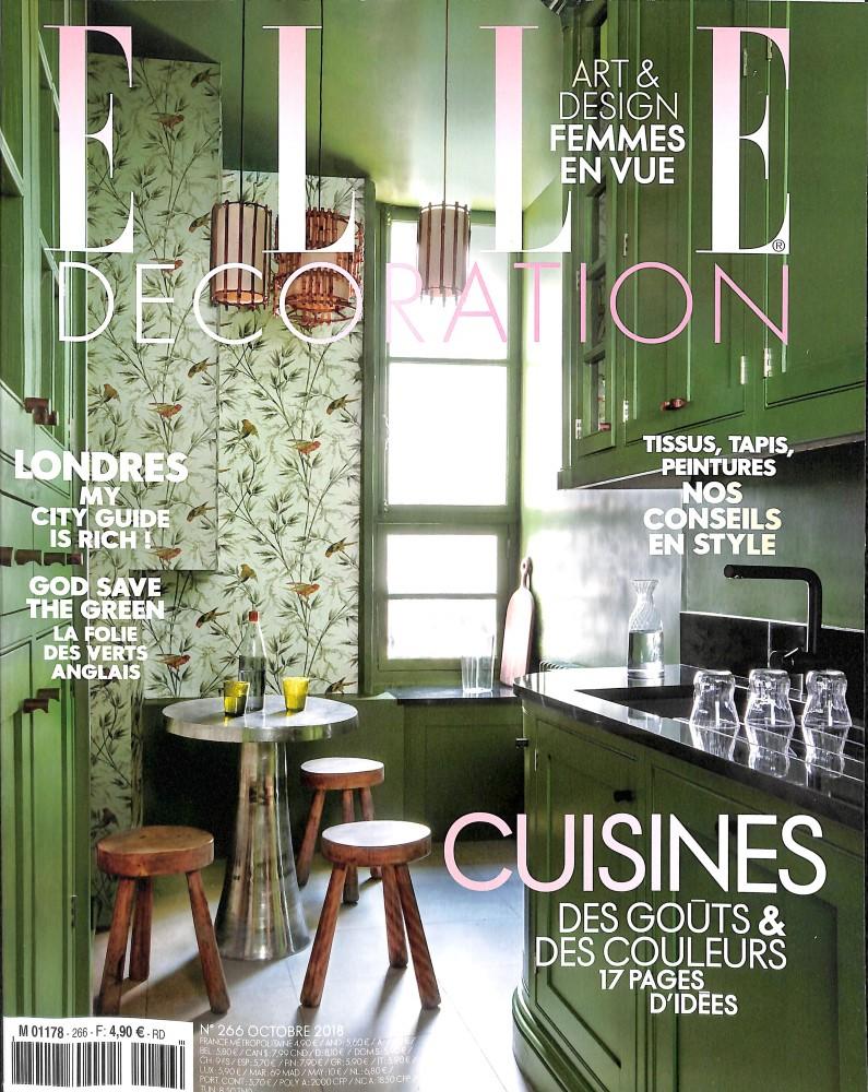 abonnement elle d coration intermagazines. Black Bedroom Furniture Sets. Home Design Ideas