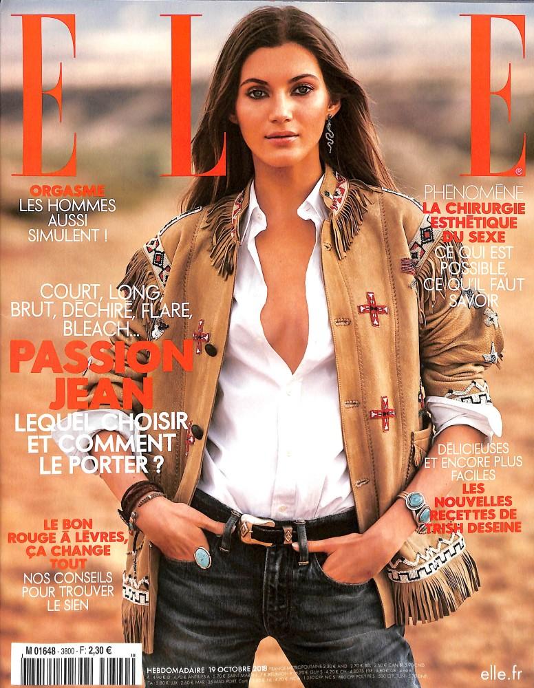 elle n° 3800 – abonnement elle | abonnement magazine par toutabo