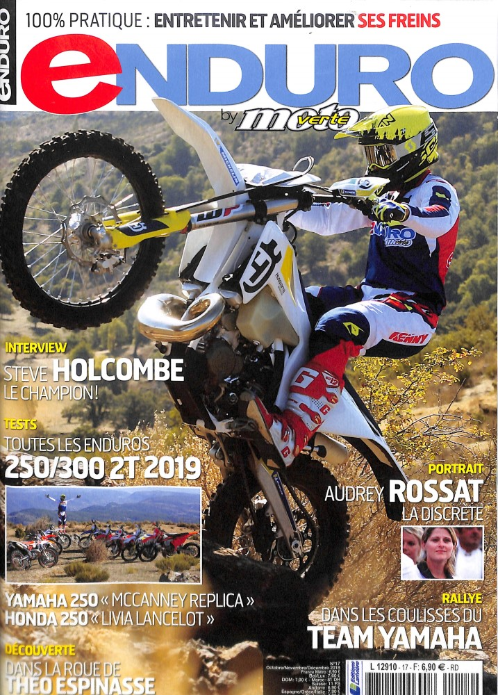 Enduro by Moto Verte N° 17 November 2018