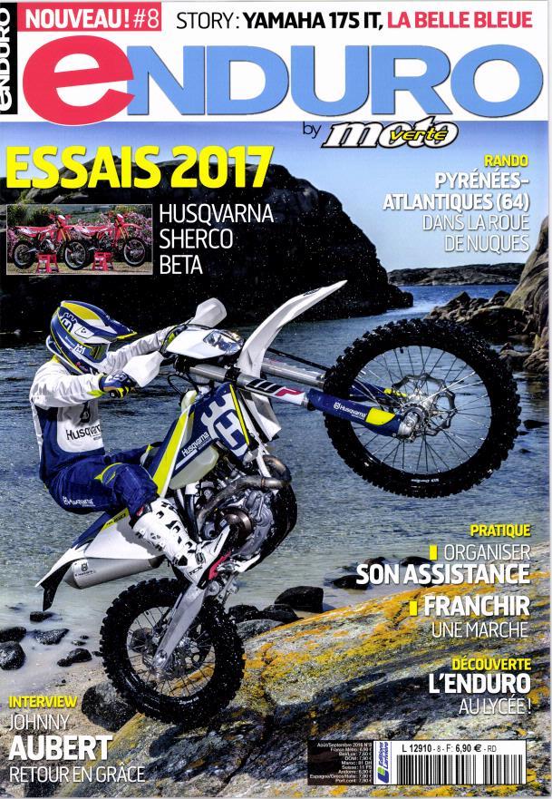 Enduro by Moto Verte N° 20 Août 2019