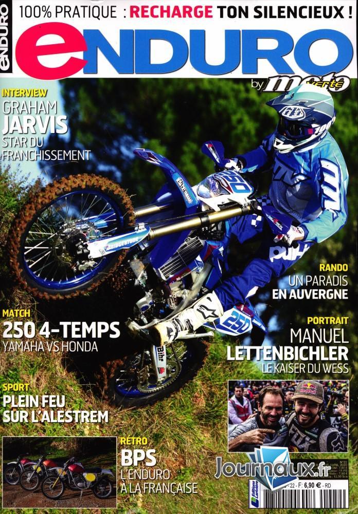 Enduro by Moto Verte N° 22 Janvier 2020