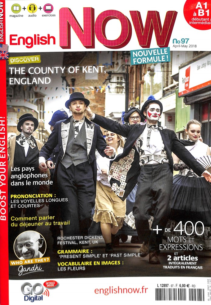 English Now N° 97 March 2018