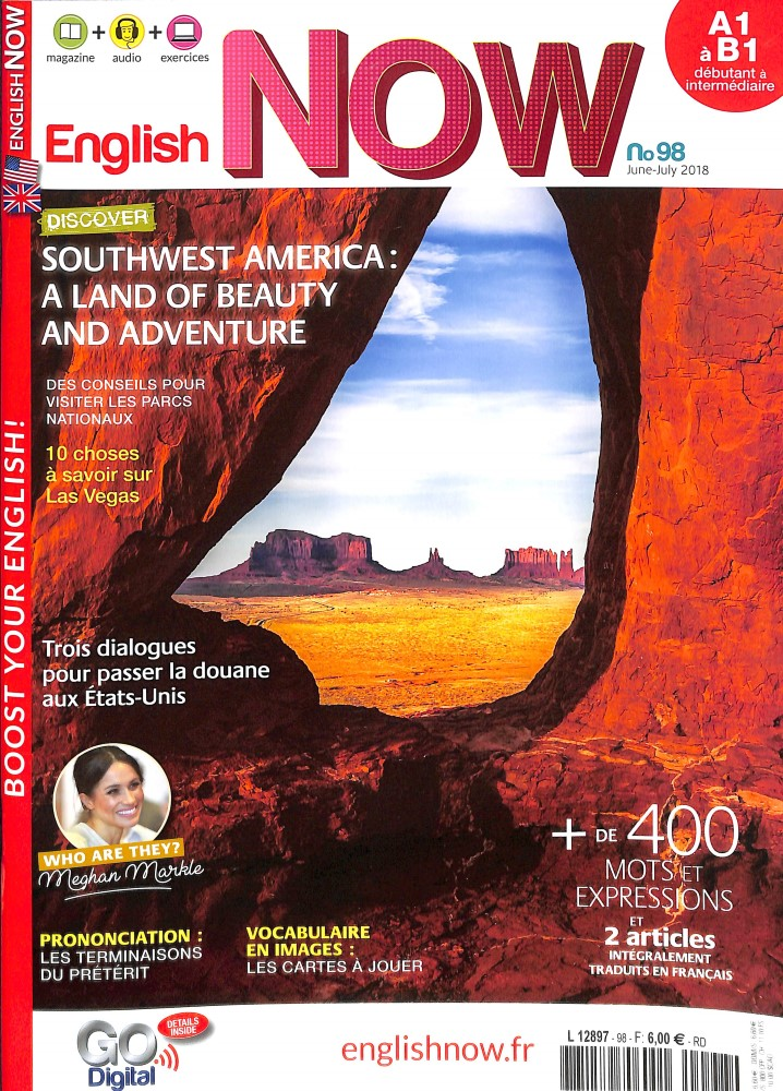 English Now N° 98 May 2018