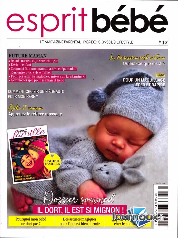 Esprit Bebe N° 47 Janvier 2020