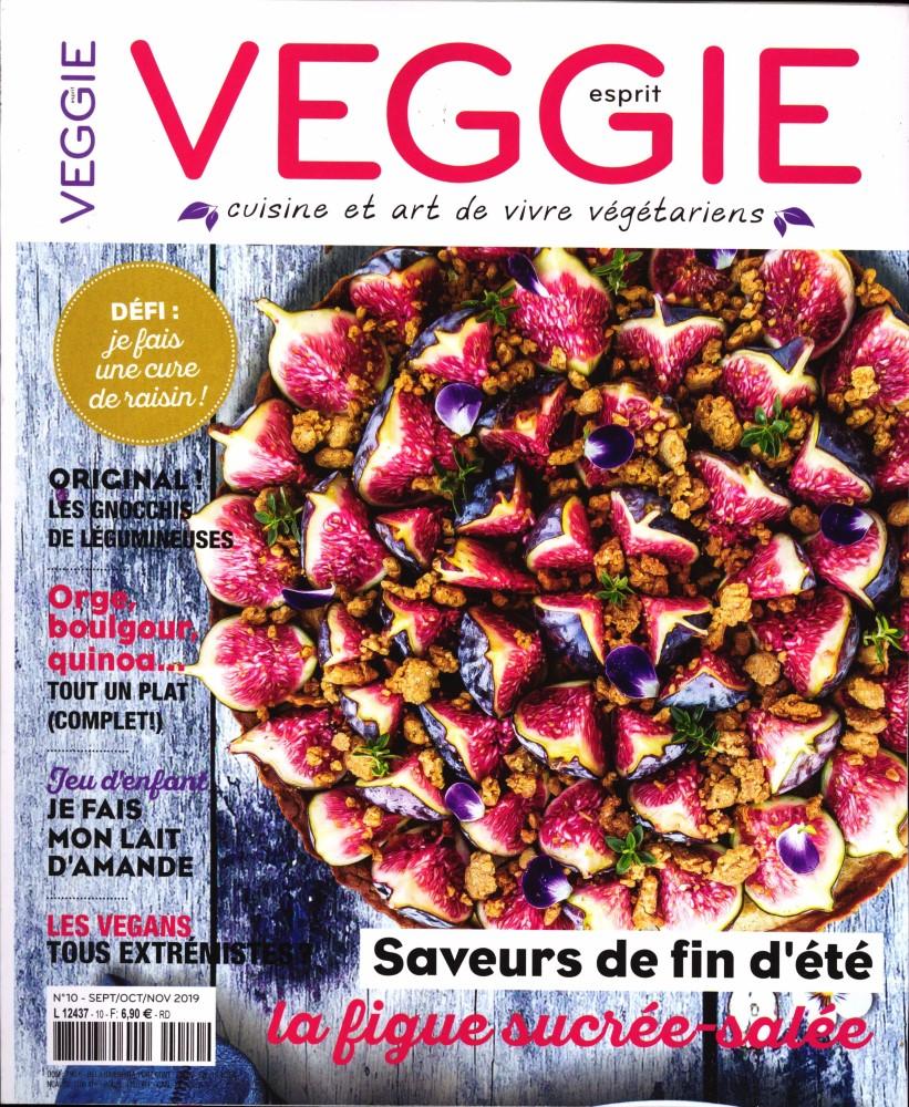 Esprit veggie N° 10 Septembre 2019