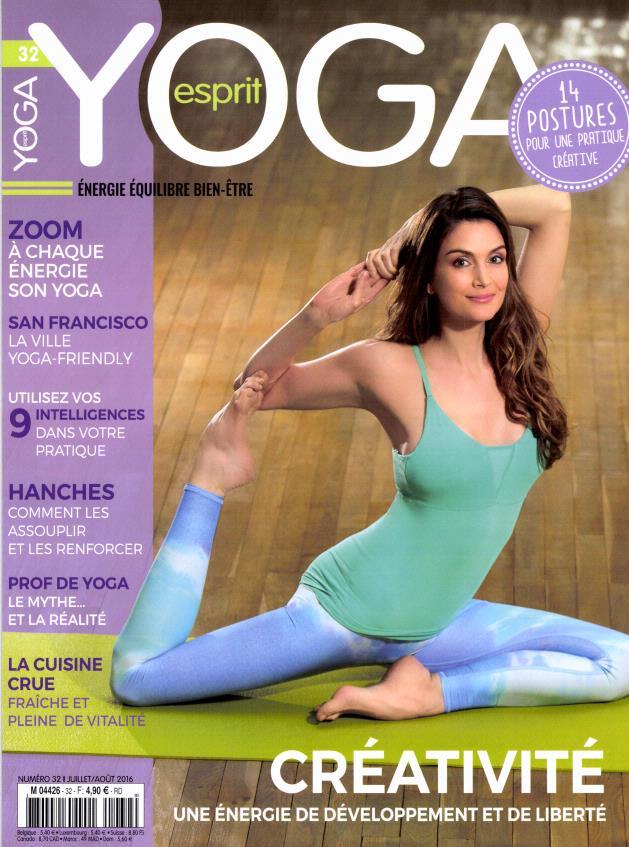 Esprit yoga N° 32 Juin 2016