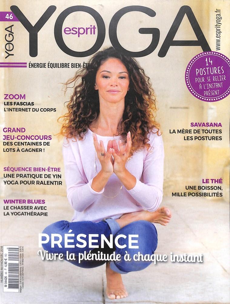 Esprit yoga N° 46 October 2018