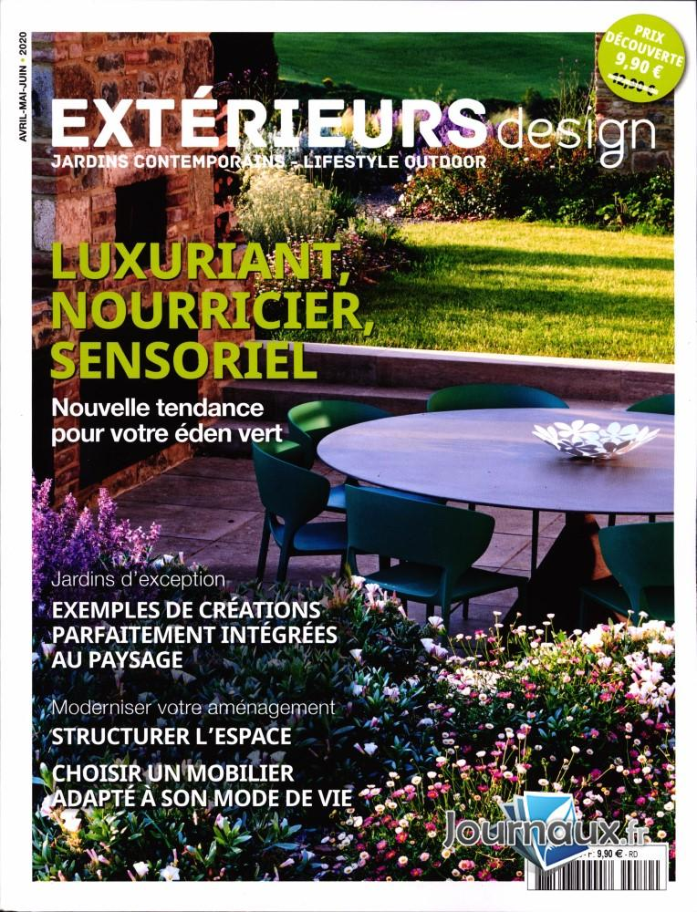 Extérieurs design N° 70 Avril 2020