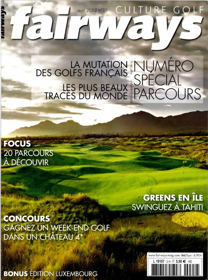 Fairways N° 51 Décembre 2014
