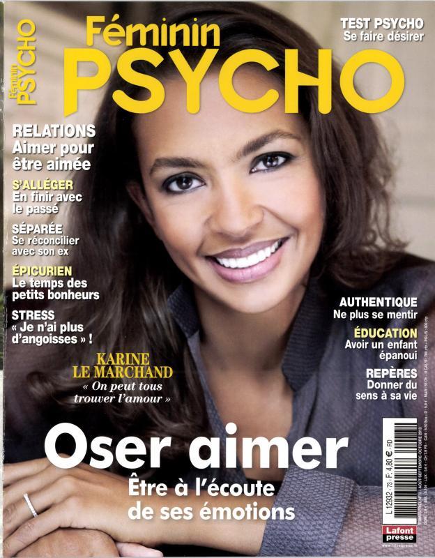 Féminin Psycho N° 98 Octobre 2019