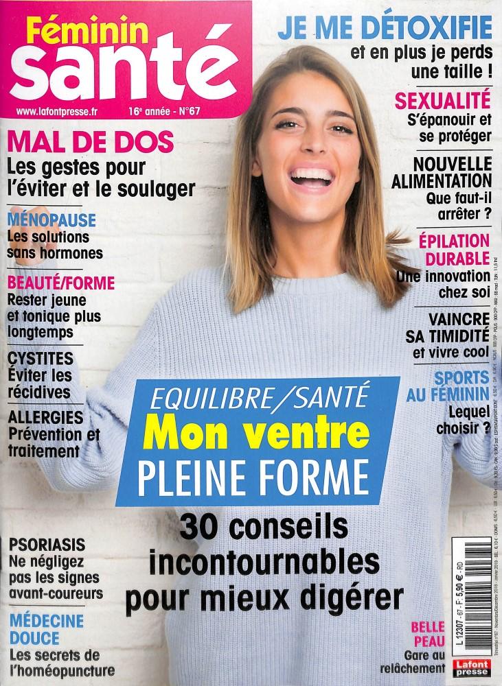 Féminin Santé N° 67 October 2018