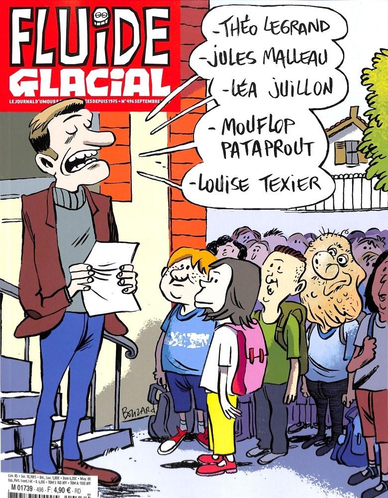Souvent Abonnement Fluide glacial - Offre Liberté MJ38