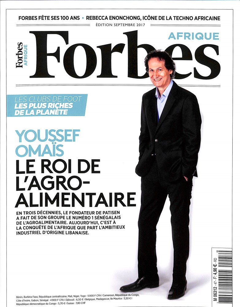 Forbes Afrique N° 47 Août 2017