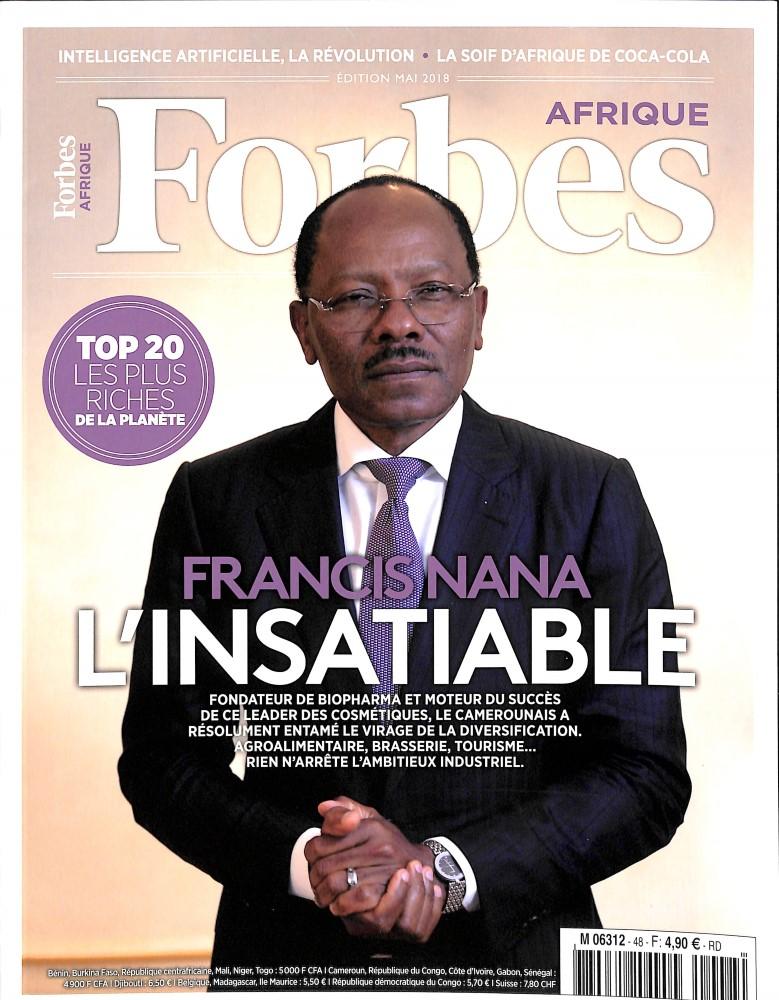 Forbes Afrique N° 48 April 2018